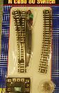 2700 Atlas Remote Switch Track Left Hand Standard Code 80 (N Scale)