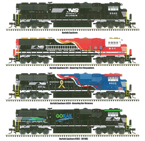 ATlas SD60E N Scale