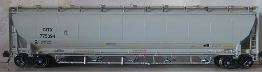 BLMA N SCale Trinity 5660 Covered Hopper