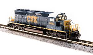 Broadway Limited N Scale SD40-2