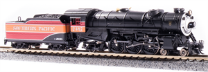 Broadway Limited N Scale 4-6-2 Pacific