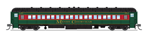 P70 Christmas Car N Scale