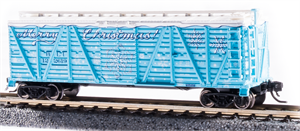 N Scale Christmas Car with Sounds