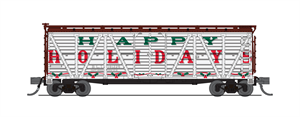 Happy Holidays N Scale