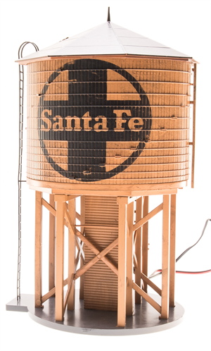 HO Scale Broadway-Limited Operating Water Tower
