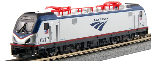 Kato ACS 64 N Scale