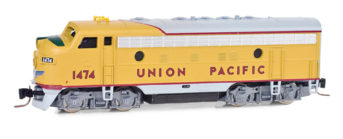 Micro-Trains Z Scale F7 Diesel