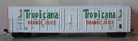 Red Caboose N Scale R70-15 Boxcar