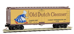 N Scale Wood Ice Reefer MTL August 2017 Releases