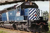 Intermountain N Scale SD40-2