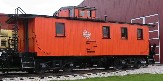 Caboose Shorty Cupola