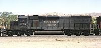 SD40T-2 N Scale Intermountain