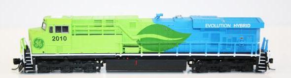 70120 GE ES44AC GEVO GE Evolution Hybrid