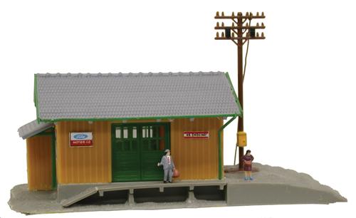 Model Power Buildings