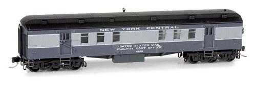 140 00 130 60 Rpo Heavyweight Passenger Car New York