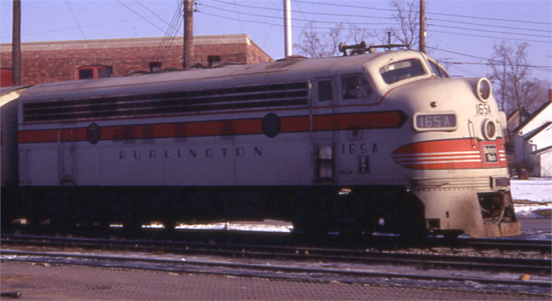 Emd f7 top speed