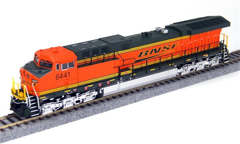 2670 Ho GE AC6000 BNSF 6441