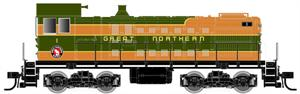 Atlas N Scale S2 Disel