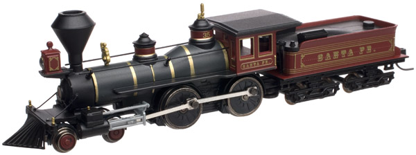 Atlas N Scale 4-4-0