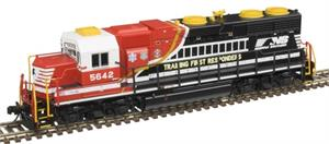 Atlas GP38 N Scale First Responders