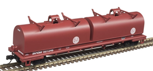 N Scale CUSHION COIL CAR N Gauge