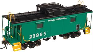 Penn Central NE6 Caboose N Scale
