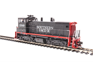 DCC SP SW1500 HO Scale