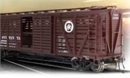 Broadway-Limited Stock Car N Scale