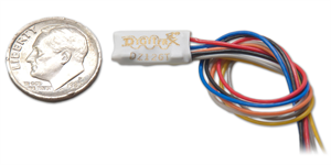 DZ126T Tiny Series Mobile Decoder Wired (Z, N, HO)
