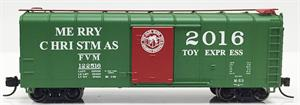 FVM 8941 2016 Christmas Car N Scale