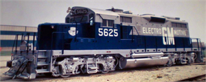 Atlas N Scale GP20