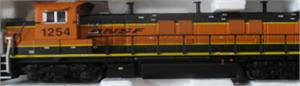 Atlas Trainman HO Genset BNSF