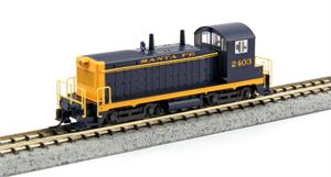 Kato N Scale NW2 Diesel Switcher