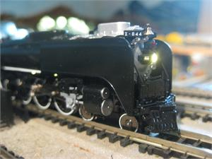 FEF N Scale DCC Sound