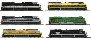 MTH SD70ACe HO Scale