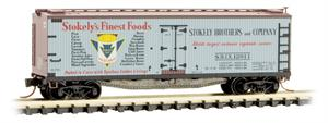 049 00 830 - Stokely Brothers Farm To Table N Scale