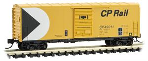 073 00 520 40' standard box car - Canadian Pacific 49011 - Scale