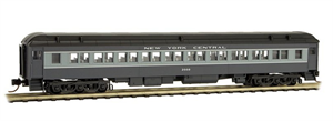 145 00 130 Heavyweight paired-window coach - New York Central 2080