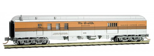 148 00 160 Heavyweight 70' Mail/Baggage - Denver & Rio Grande Western 631