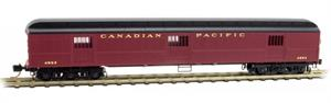 149 00 080 Heavyweight 70' Horse Car - Canadian Pacific