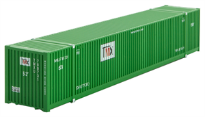 469 00 162 53 ft Container - TMX 780731 - Shipping container - N Scale