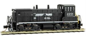 986 00 151 Norfolk Southern SW1500 N Scale MicroTrains
