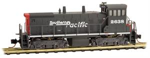 N Scale SW1500 SP Speed Lettering