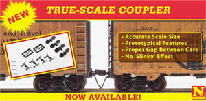 True Scale Couplers from MicroTrains
