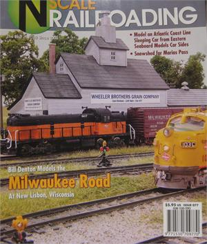 N Scale Railroading