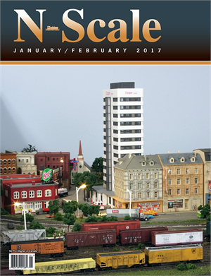 N Scale Magazine January February 2017