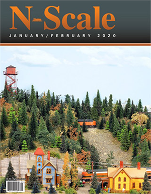 N Scale Magazine January February 2020