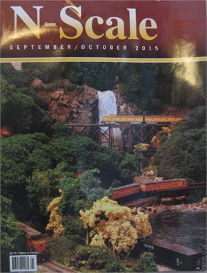 N Scale Magazine September October 2015