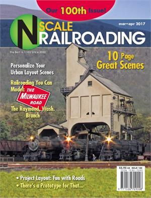 N Scale RR Mag Mar Apr 2017