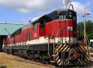 SD9 Locomotive